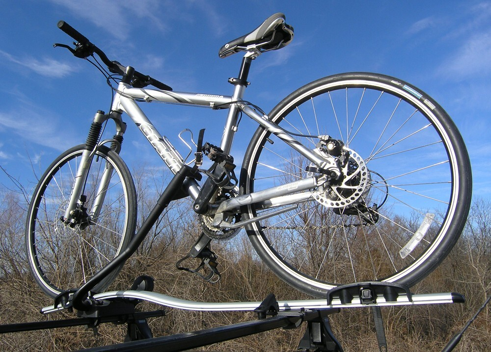 Thule Criterium Roof Mounted Bike Rack Frame Clamp Thule