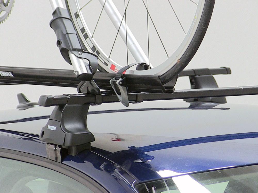 volkswagen jetta thule big mouth roof mounted bike rack. Black Bedroom Furniture Sets. Home Design Ideas