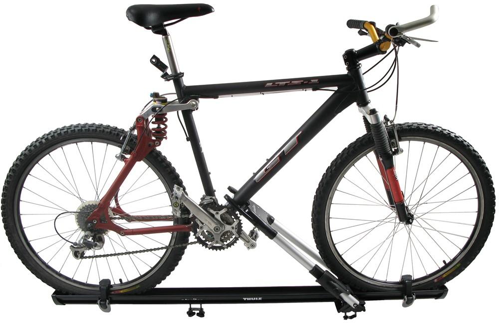 Thule Big Mouth Roof Mounted Bike Rack Frame Clamp Thule