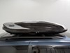 Thule Roof Box - TH612 on 2015 Toyota Sienna
