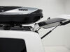 Thule Hyper XL Rooftop Cargo Box - 17 cu ft - Two-Tone Black and Silver Long Length TH612