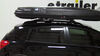 Thule Small Capacity Roof Box - TH613 on 2013 Subaru XV Crosstrek