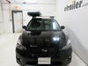 Thule Roof Box - TH613 on 2013 Subaru XV Crosstrek