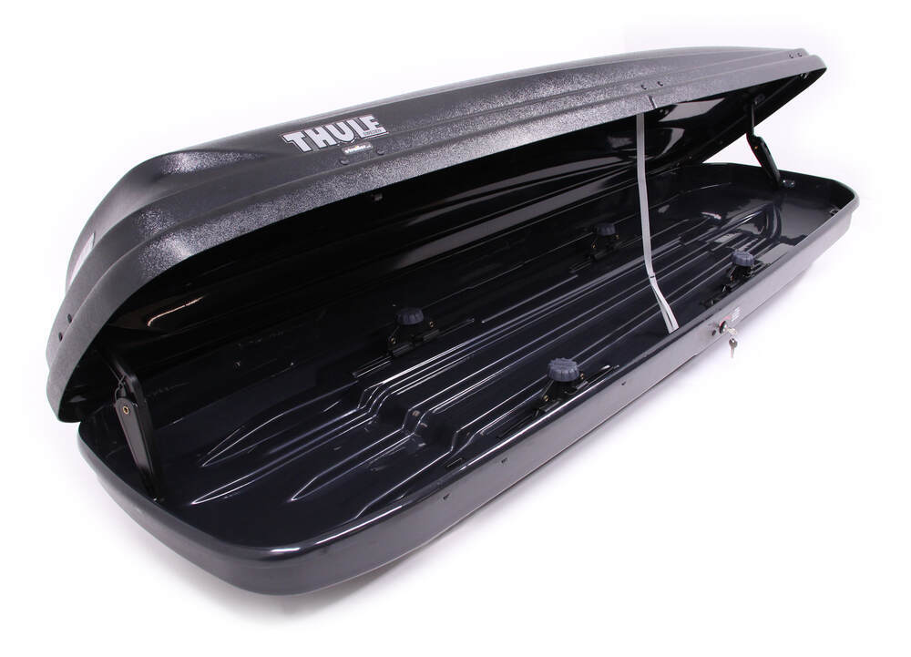 Thule Pulse Alpine Rooftop Cargo Box 11 Cu Ft Matte
