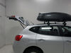 TH614 - Medium Profile Thule Roof Box on 2013 Nissan Rogue