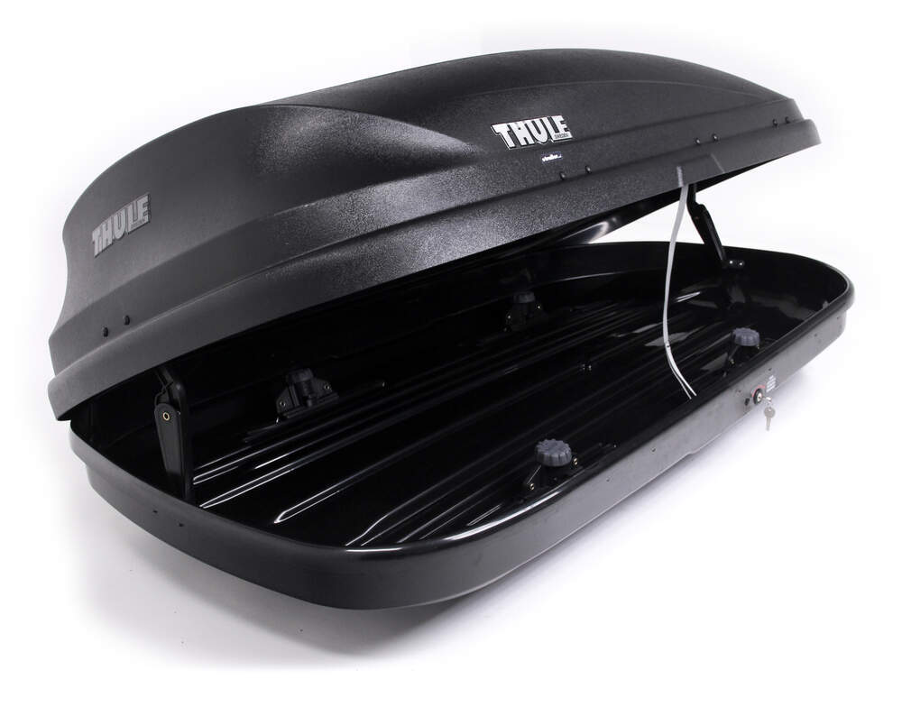 Thule Pulse Medium Rooftop Cargo Box 14 Cu Ft Matte