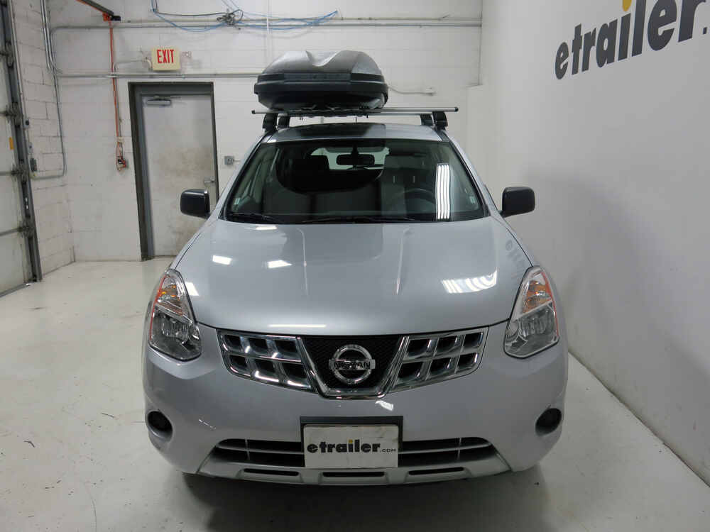 2013 nissan rogue thule pulse large rooftop cargo box 16. Black Bedroom Furniture Sets. Home Design Ideas