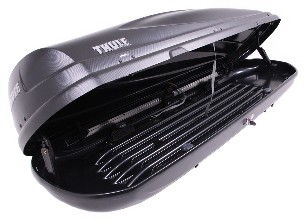 Thule Force Alpine Rooftop Cargo Box 12 Cu Ft Matte