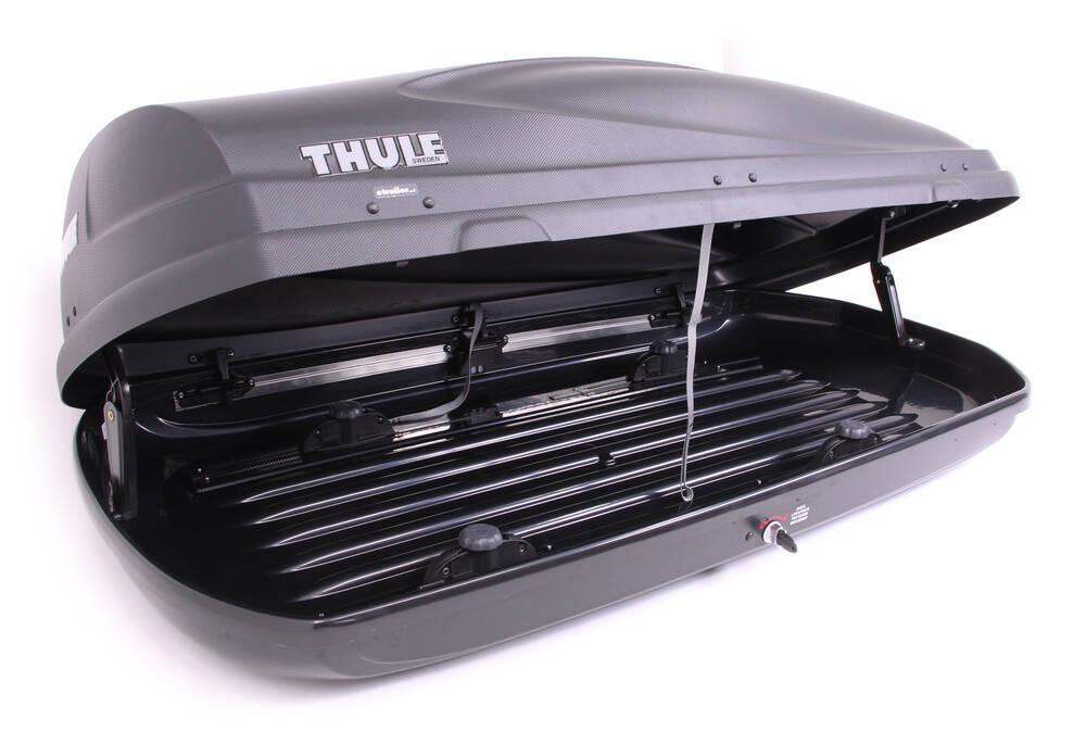 Thule Force Medium Rooftop Cargo Box 13 Cu Ft Aeroskin
