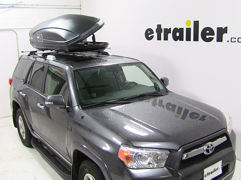 2016 Toyota 4runner Thule Force Xl Rooftop Cargo Box 17