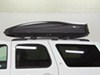 Thule Black Roof Box - TH625 on 2013 Chevrolet Tahoe