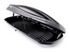 Thule Force XL Rooftop Cargo Box - 17 cu ft - AeroSkin Black Large Capacity TH625