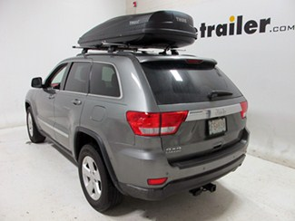 Thule Force XL Rooftop Cargo Box