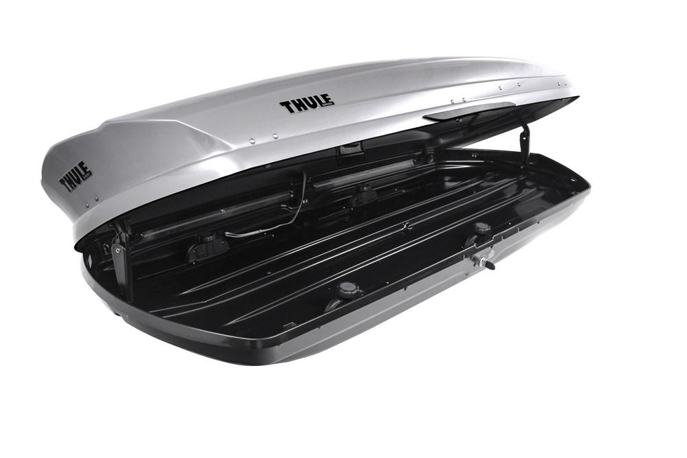 Thule Sonic Xl Rooftop Cargo Box 17 Cu Ft Metallic