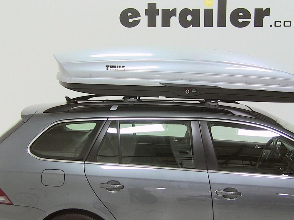 2014 Volkswagen Jetta Sportwagen Thule Sonic Xxl Rooftop