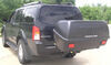 Hitch Cargo Carrier TH665C - 24 Inch Wide - Thule on 2005 Nissan Pathfinder
