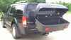 TH665C - 48 Inch Long Thule Enclosed Carrier on 2005 Nissan Pathfinder
