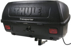 Thule Transporter Combi Hitch Mounted Enclosed Cargo Carrier - Tilting