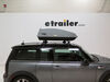Thule Passenger Side Access Roof Box - TH682 on 2010 Mini Clubman