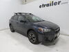 Roof Rack TH711420 - Black - Thule on 2019 Subaru Crosstrek