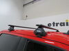"Thule WingBar Evo Crossbars - Aluminum - Black - 60"" Long - Qty 2 60 In Bar Space TH711520 on 2019 Ford F-150"