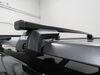 Thule Steel Roof Rack - TH712200 on 2019 Jeep Cherokee