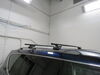 TH712500 - Square Bars Thule Roof Rack on 2019 Nissan Armada