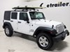 TH811XT - No Load Assist Thule Surfboard,Paddle Board on 2015 Jeep Wrangler Unlimited