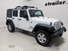 Thule Roof Mount Carrier Watersport Carriers - TH811XT on 2015 Jeep Wrangler Unlimited
