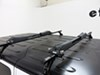Thule SUP Shuttle Stand-Up Paddleboard Carrier with Tie-Downs - Roof Mount - 2 Boards Clamp On TH811XT on 2015 Jeep Wrangler Unlimited