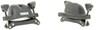 Watersport Carriers TH819 - Gunwale Brackets - Thule