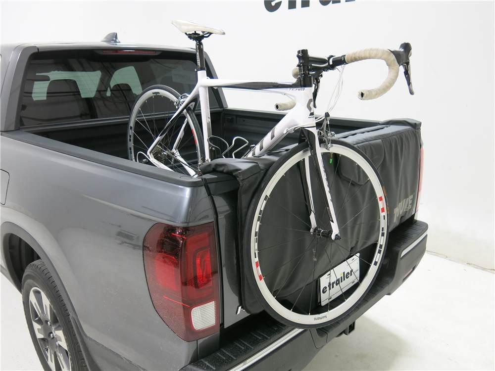 Honda Ridgeline Thule Gate Mate Tailgate Pad And Bike Rack