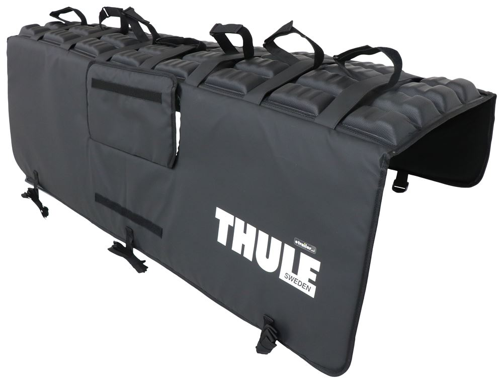 "Thule GateMate Pro Tailgate Pad and Bike Rack for Compact Trucks - 53"" Wide Compact Trucks TH823PRO"
