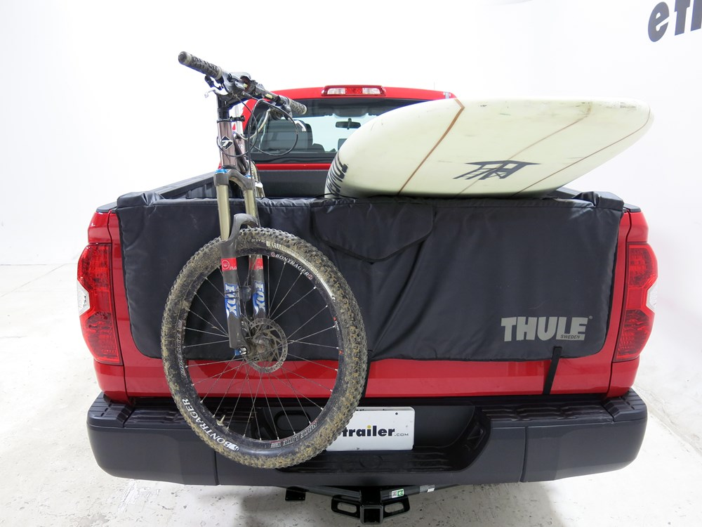 Toyota Tundra Thule Gate Mate Tailgate Pad And Bike Rack