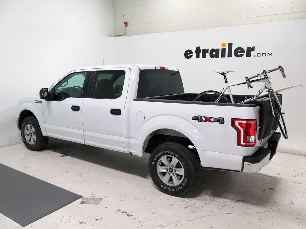 Ford F 150 Thule Gate Mate Tailgate Pad And Bike Rack For