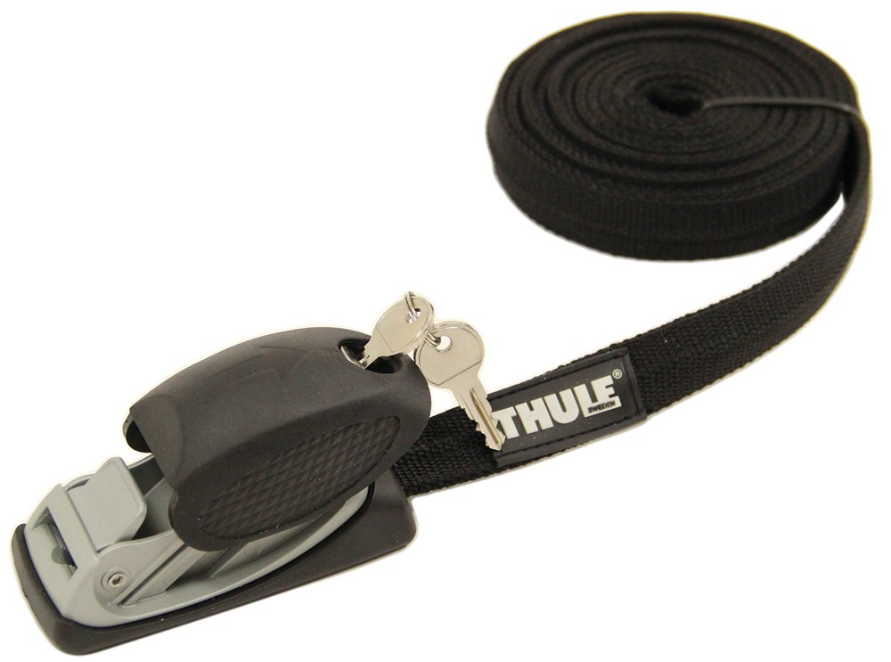 Thule Multipurpose Locking Straps With Rubber Housings