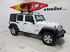 TH834 - Aero Bars,Factory Bars,Round Bars,Square Bars,Elliptical Bars Thule Watersport Carriers on 2015 Jeep Wrangler Unlimited