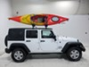 Thule Kayak - TH834 on 2015 Jeep Wrangler Unlimited