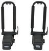 Thule Hull-A-Port XT Kayak Carrier w/ Tie-Downs - J-Style or Post Style - Folding - 1 or 2 Kayaks Aero Bars,Factory Bars,Round Bars,Square Bars,Ellipt
