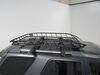 "Thule Canyon XT Roof Cargo Basket - Steel - 69"" x 40"" x 6"" - 150 lbs Steel TH859XT-8591XT on 2012 Toyota 4Runner"