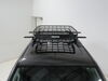 "Thule Canyon XT Roof Cargo Basket - Steel - 69"" x 40"" x 6"" - 150 lbs Black TH859XT-8591XT on 2012 Toyota 4Runner"