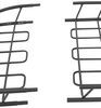 thule roof basket square bars round factory aero elliptical th859xt