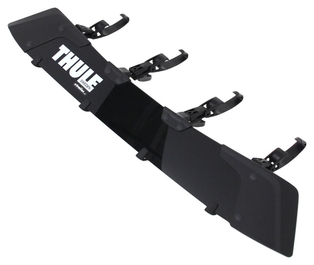 thule airscreen fairing for roof racks 38 long thule. Black Bedroom Furniture Sets. Home Design Ideas