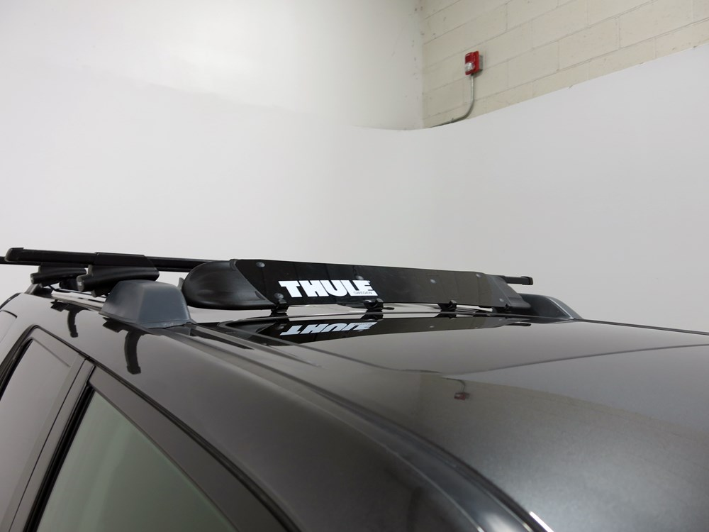 thule fairing for roof racks 38 long thule accessories. Black Bedroom Furniture Sets. Home Design Ideas