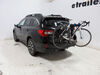 Thule Trunk Bike Racks - TH9001PRO on 2016 Subaru Outback Wagon