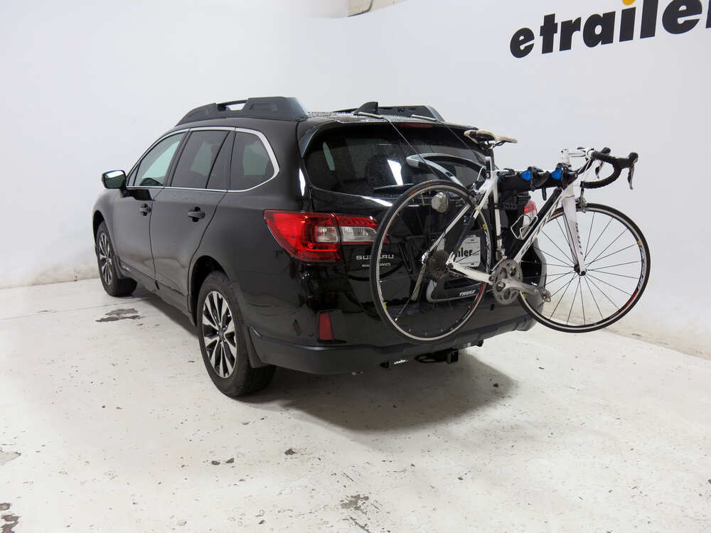 Thule Raceway PRO 2-Bike Rack - Trunk Mount - Adjustable