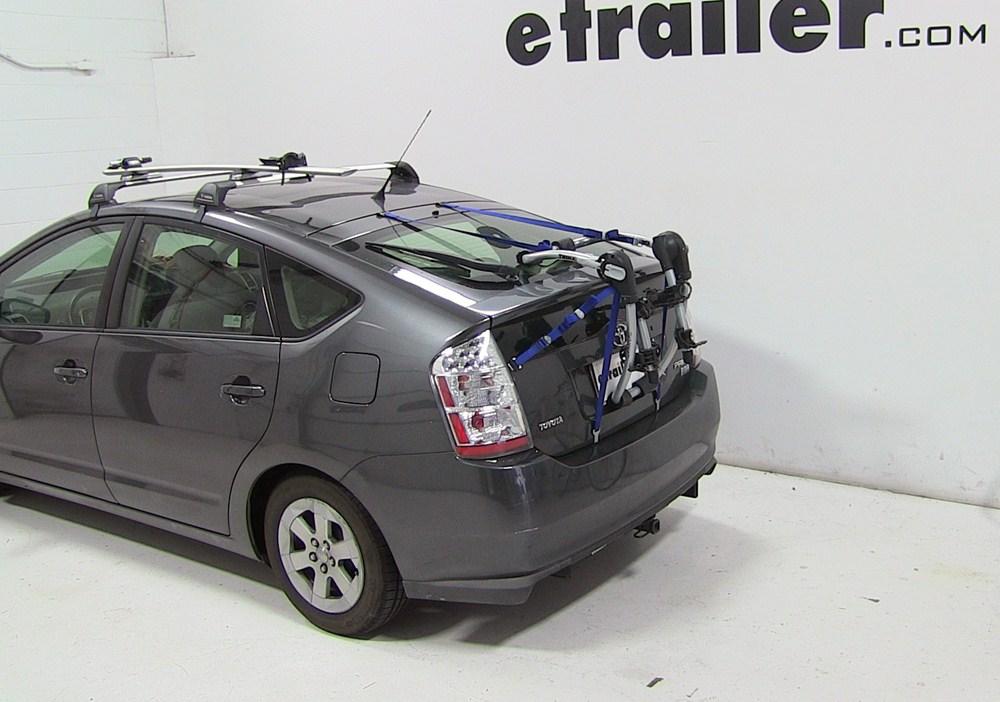 2007 Toyota Prius Thule Gateway Xt 2 Bike Rack Trunk