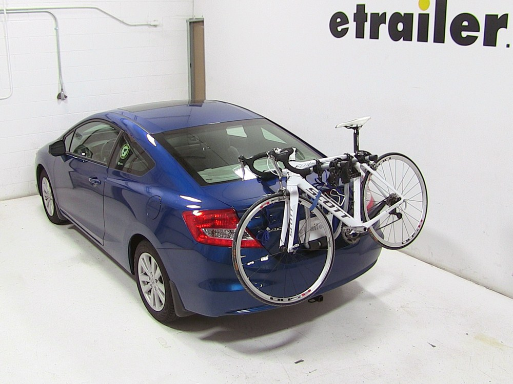 2012 Honda Civic Trunk Bike Racks Thule