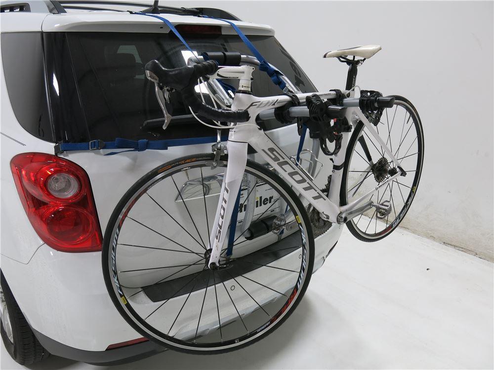 2013 Chevrolet Equinox Trunk Bike Racks Thule