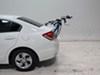 Thule Trunk Bike Racks - TH9006XT on 2013 Honda Civic